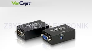 Video Audio MINI Extender Over Cat 5 ATEN